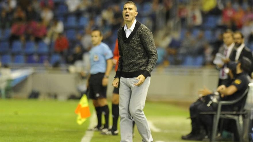 """Garitano no ve al Athletic ganando """"fácil"""" en el Heliodoro"""