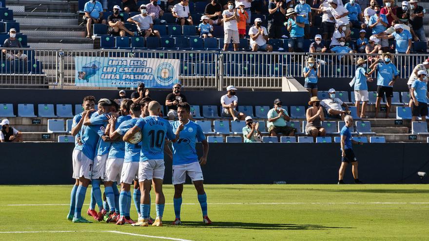 El Estadio Gran Canaria desafía la solvencia del Ibiza