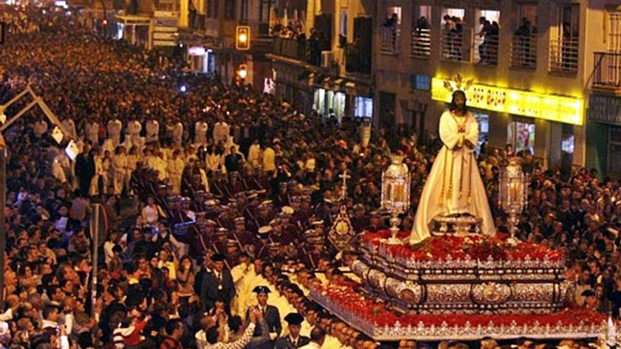 La Agrupación de Cofradías de Málaga ya es centenaria