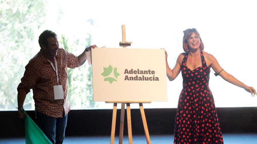 Teresa Rodríguez, elegida portavoz de Adelante Andalucía con el 97% de los apoyos