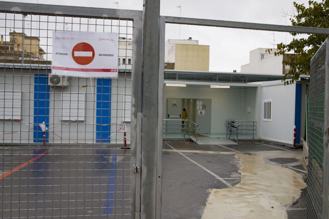 Colegio el Carrasquer, en Sueca