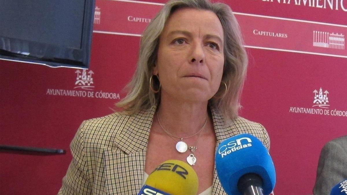 Isabel Albás, presidenta de Imtur.
