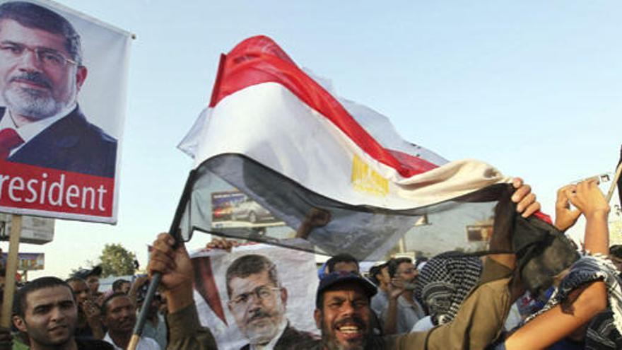 El líder de Hermanos Musulmanes augura el fracaso del golpe