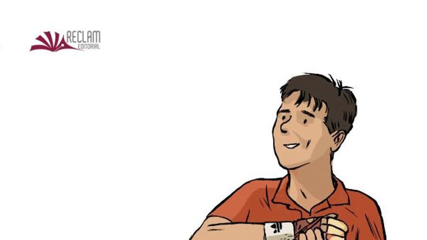 56 Fira del Llibre de València: Presentación libro Paco Cabanes l'heroi esportiu dels valencians