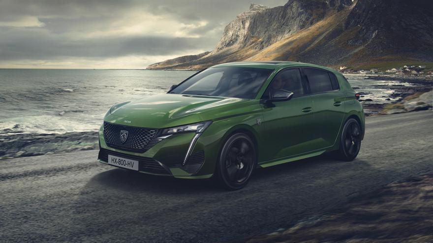 Nuevo Peugeot 308: estos son sus precios para España
