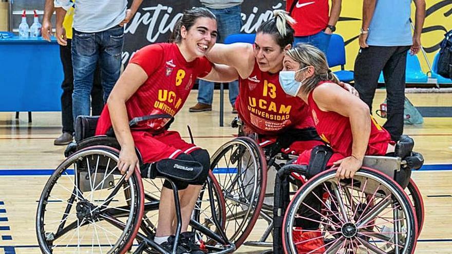 El UCAM Murcia BSR se juega el ascenso  a División de Honor