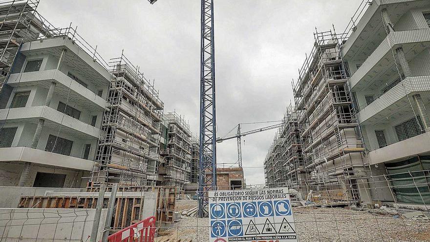 La venta de viviendas cae en Baleares con más dureza que la media estatal