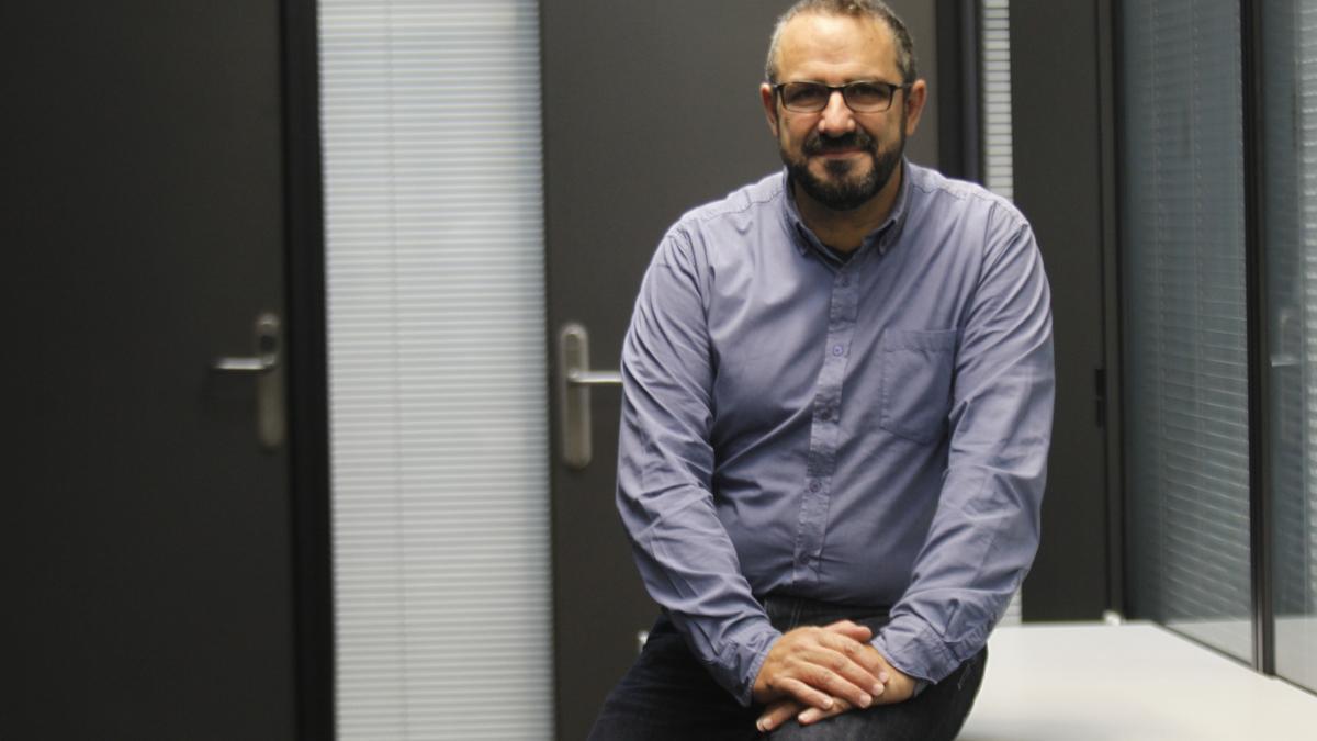 Joaquín Ferrandis, hasta ahora subdirector de Informativos diarios de À Punt.