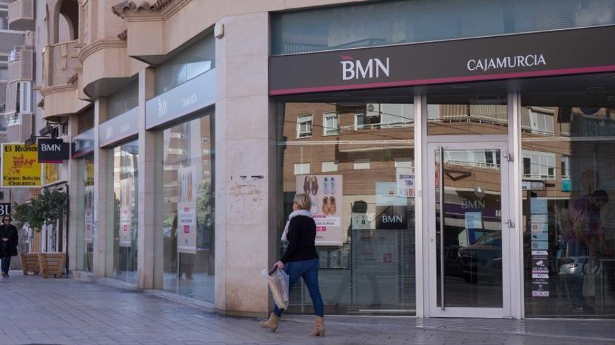Bankia culmina la integración tecnológica con BMN