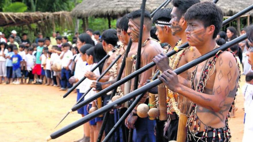 Sarayaku, un ejemplo de resistencia para el mundo