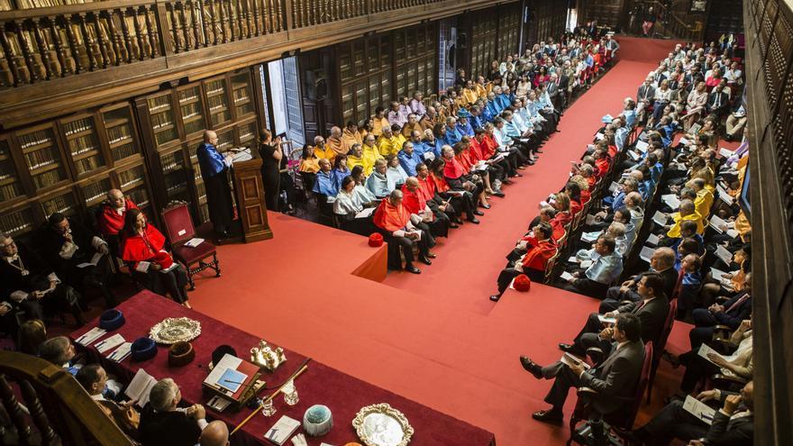 Asturias congela los precios de matrícula en grado y máster para el próximo curso