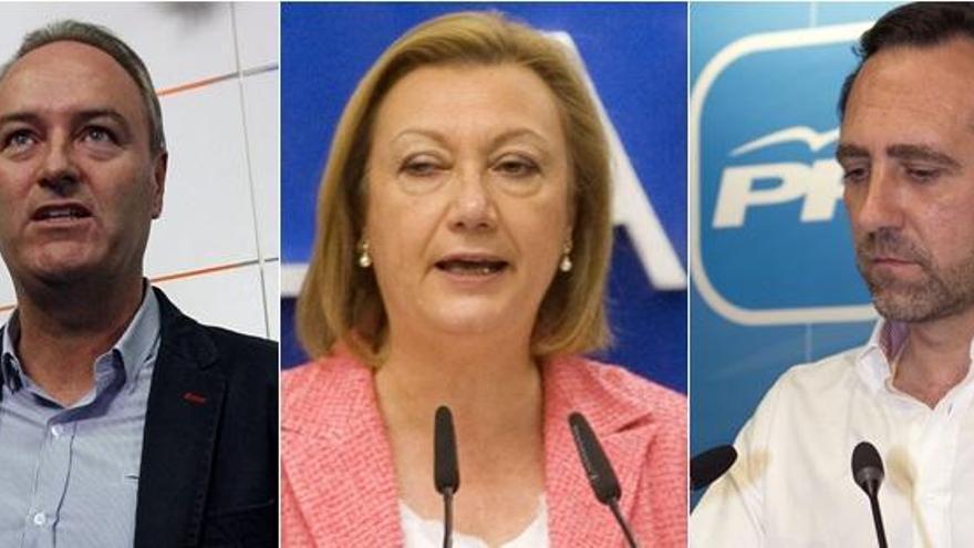 Fabra, Rudi y Bauzá impulsan la renovación del PP