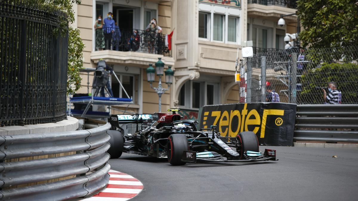 FÓRMULA 1 | GP de Mónaco
