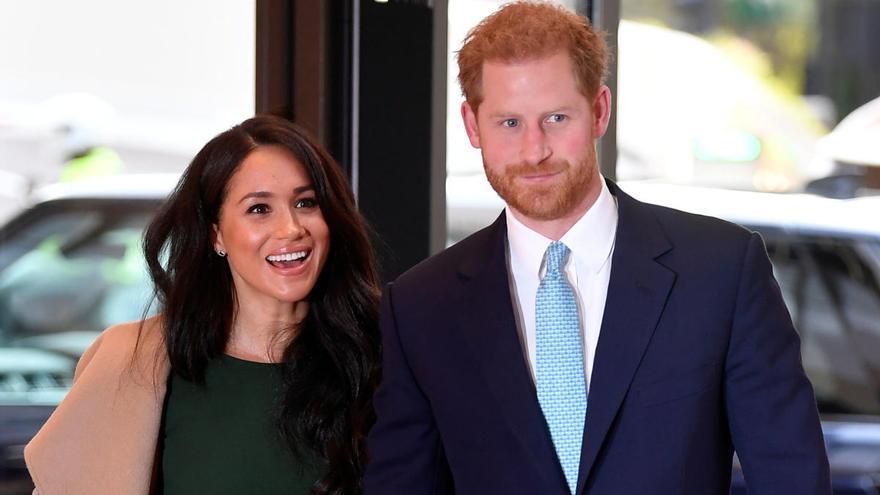 Meghan Markle y el príncipe Enrique fichan por Netflix