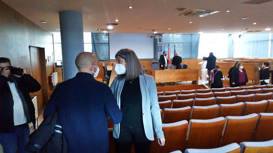 EU exige a Abalo que dé explicaciones sobre el contrato del PMUS de Cangas