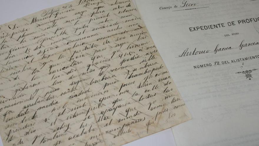 La increíble carta del sierense que fue testigo de la explosión del acorazado Maine