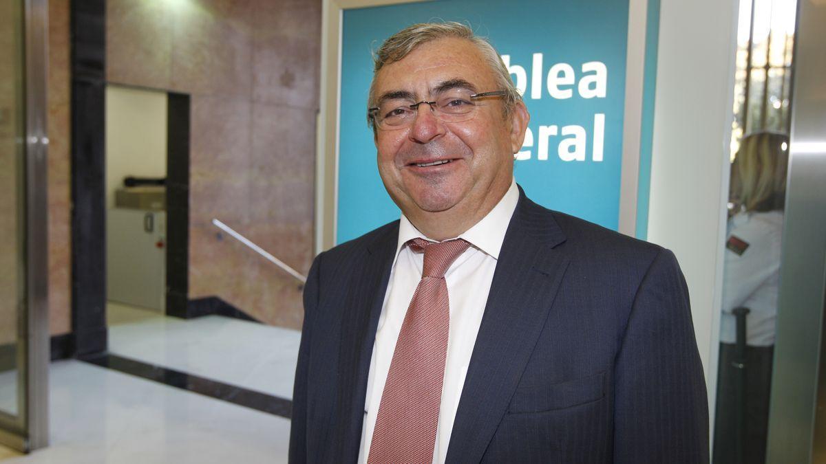 El exresponsable de Finanzas del PSPV José María Cataluña está imputado.