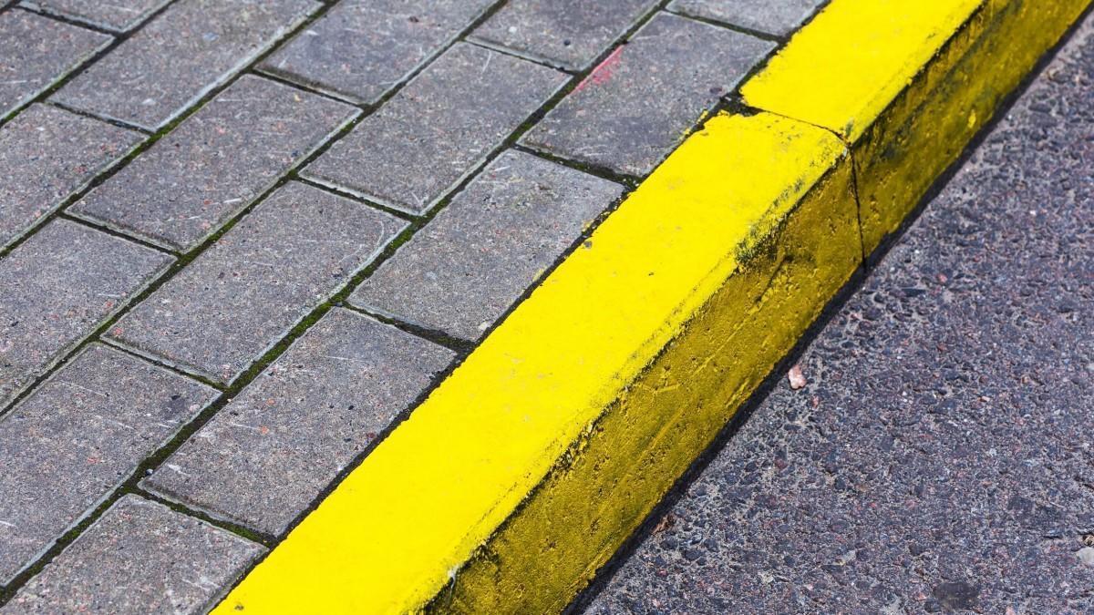 Estas son las prohibiciones de la línea amarilla