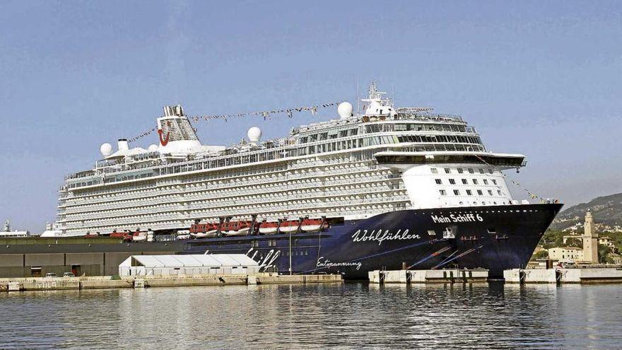 """Positive Corona-Tests auf """"Mein Schiff 6"""" stellen sich als falsch heraus"""
