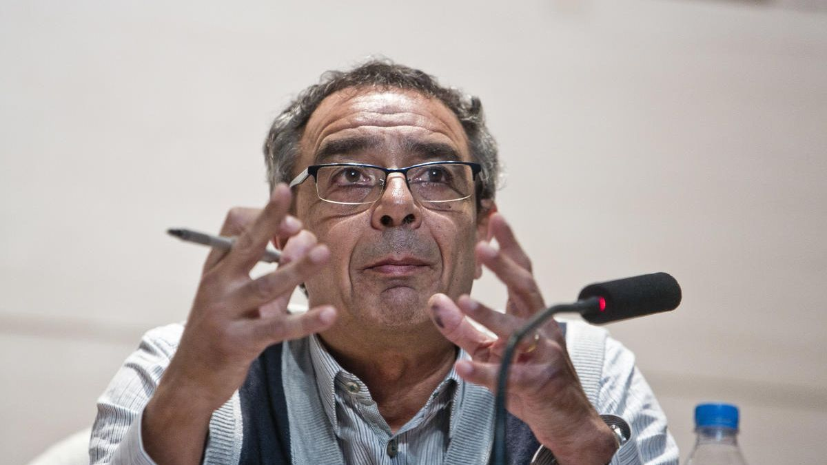 El psicoanalista y psicólogo clínico Óscar Ventura