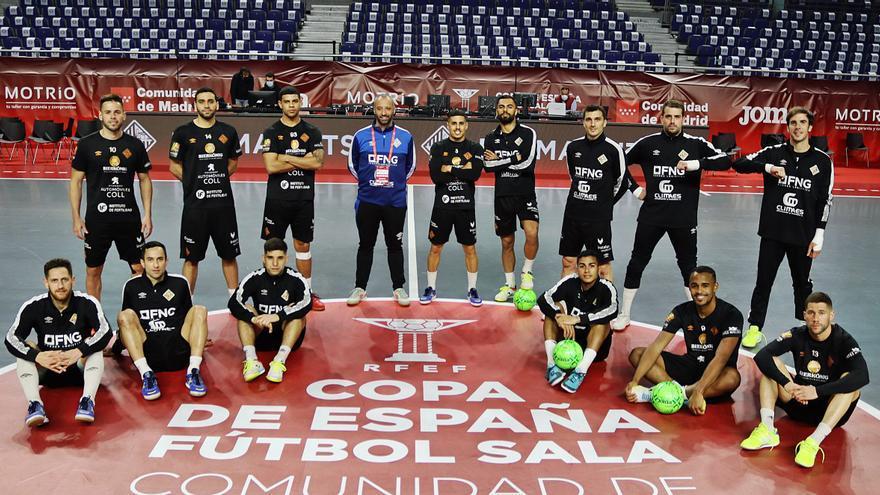 Palma Futsal-Movistar Inter | Ganar por Miquel Jaume