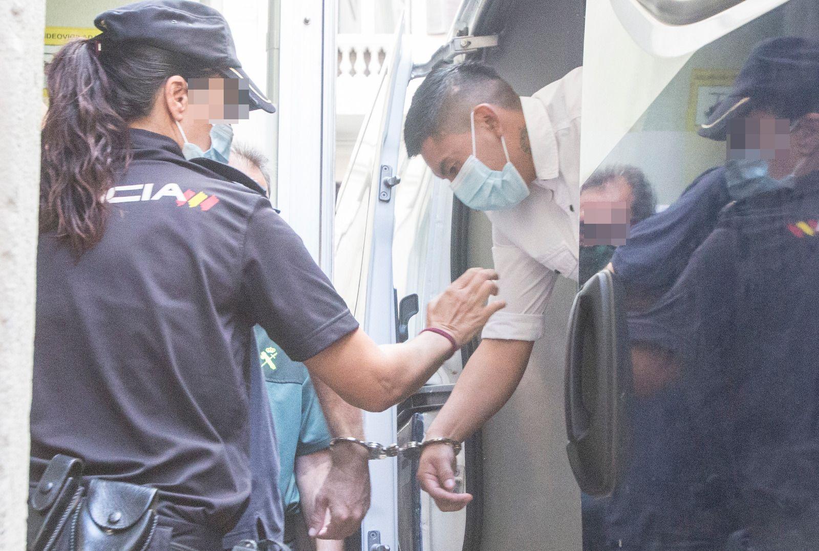 La víctima de la manada de Callosa ratifica que los acusados tomaron mucho alcohol y coca