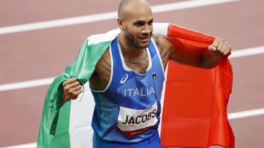 Italia se enfada por las sospechas de dopaje sobre Jacobs
