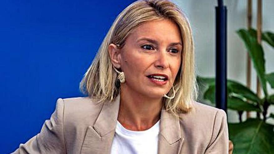 Forinvest premia la trayectoria innovadora y emprendedora de Patricia Pastor, CEO de GoHub