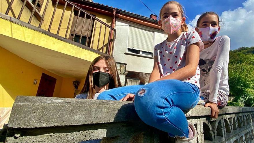 Les Cuenques ensin neños: los menores de catorce son el 8%, pol 14% n'España