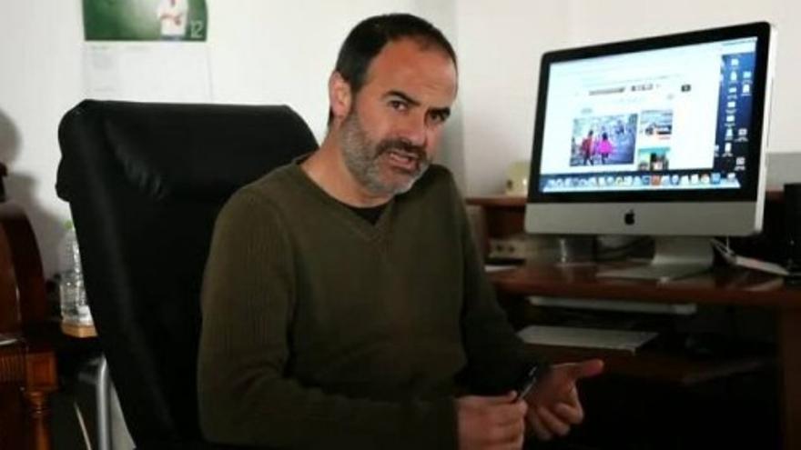 Miguel Vilaplana opina sobre el tren Alcoy-Xàtiva