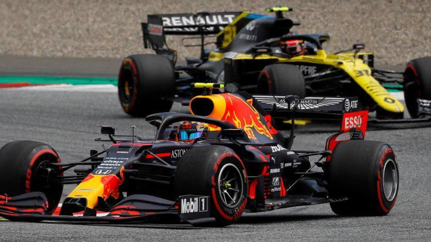 Horario de los entrenamientos libres del Gran Premio de Gran Bretaña