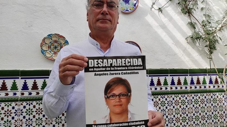 Antonio Zurera: «El caso de una desaparición no debería archivarse nunca»