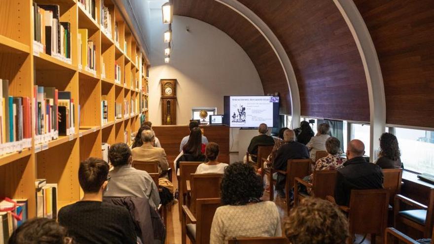 Antonio de la Cruz Brocarte renace al abrigo del Museo Etnográfico