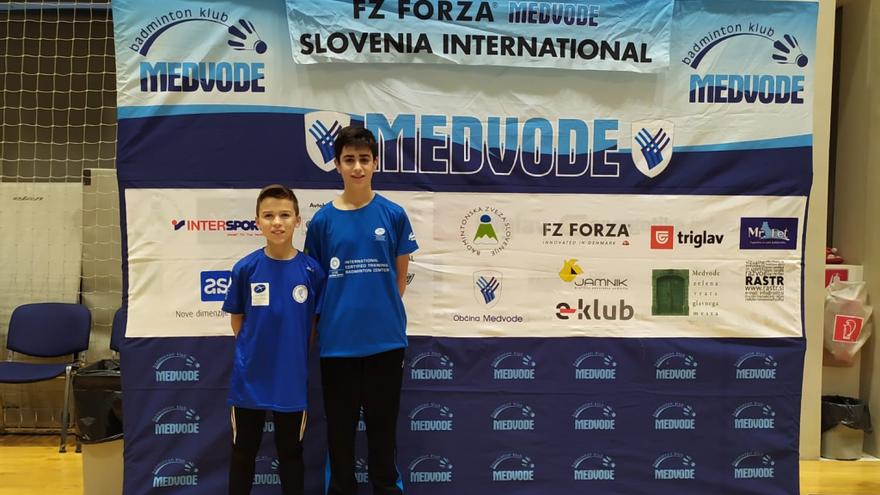 Adolfo López y Jesús de Burgos, entre los ocho mejores del torneo de Eslovenia
