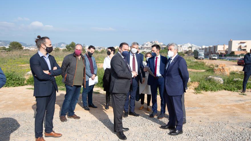 Govern y Ministerio desbloquean en Ibiza las viviendas sociales de Ca n'Escandell