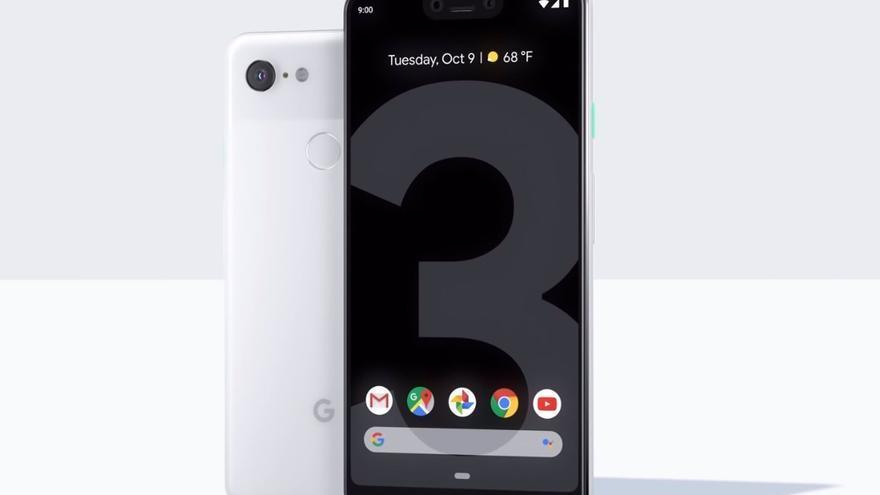 Un fallo deja inutilizados numerosos teléfonos Pixel 3 y 3XL