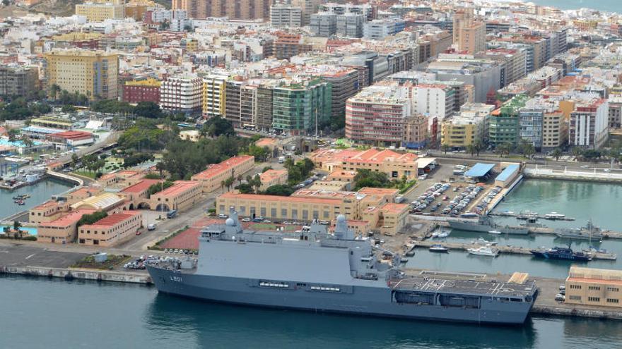 Mariscal ve vital la presencia del Ejército y pide consenso sobre la Base Naval
