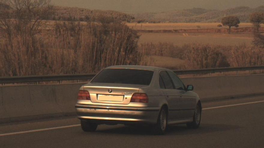 Enxampen un conductor drogat i sense carnet a més de 180 km/h al Bages