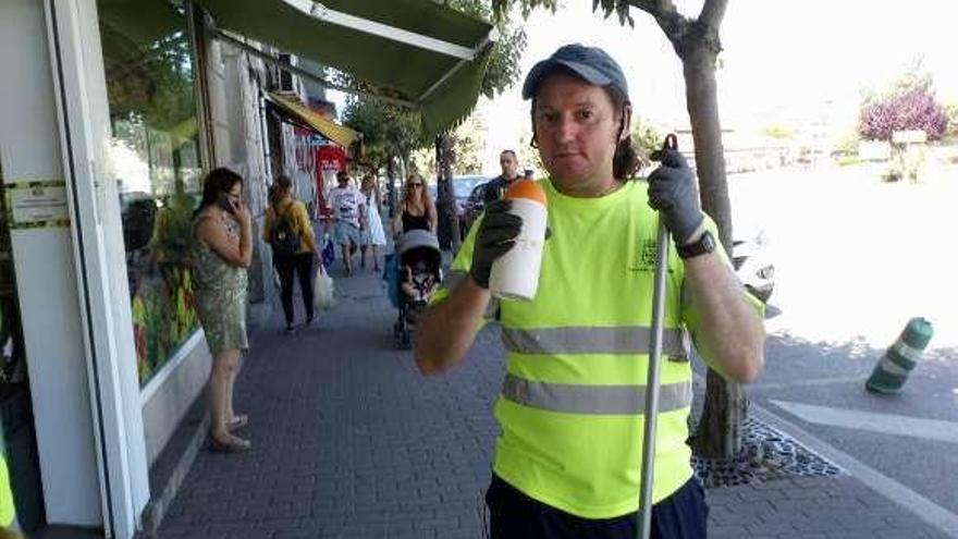 El PP sospecha que la adjudicación de la limpieza viaria de Cangas es un fraccionamiento de contrato