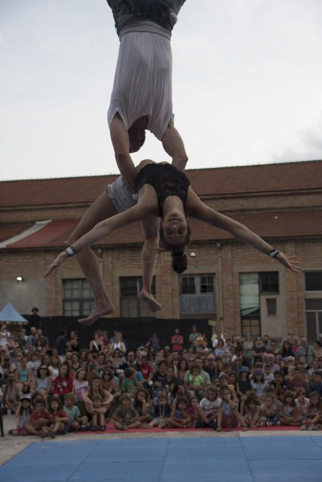 Festivalet del Circ a Manresa