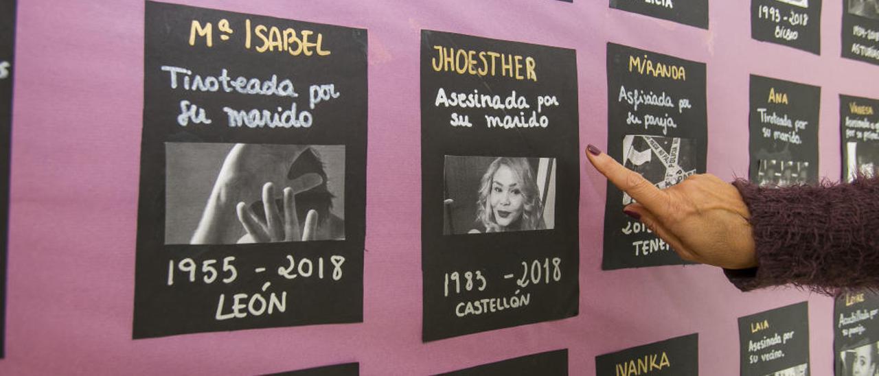 El IES Bahía de Babel contra la violencia sexista