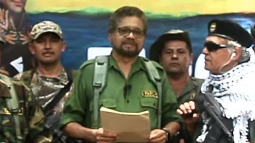 La Fiscalía colombiana ordena la captura del exjefe de las FARC Iván Márquez por un asesinato