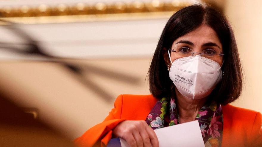 El ministerio asegura que usará la vacuna de Janssen en cuanto la farmacéutica la desbloquee