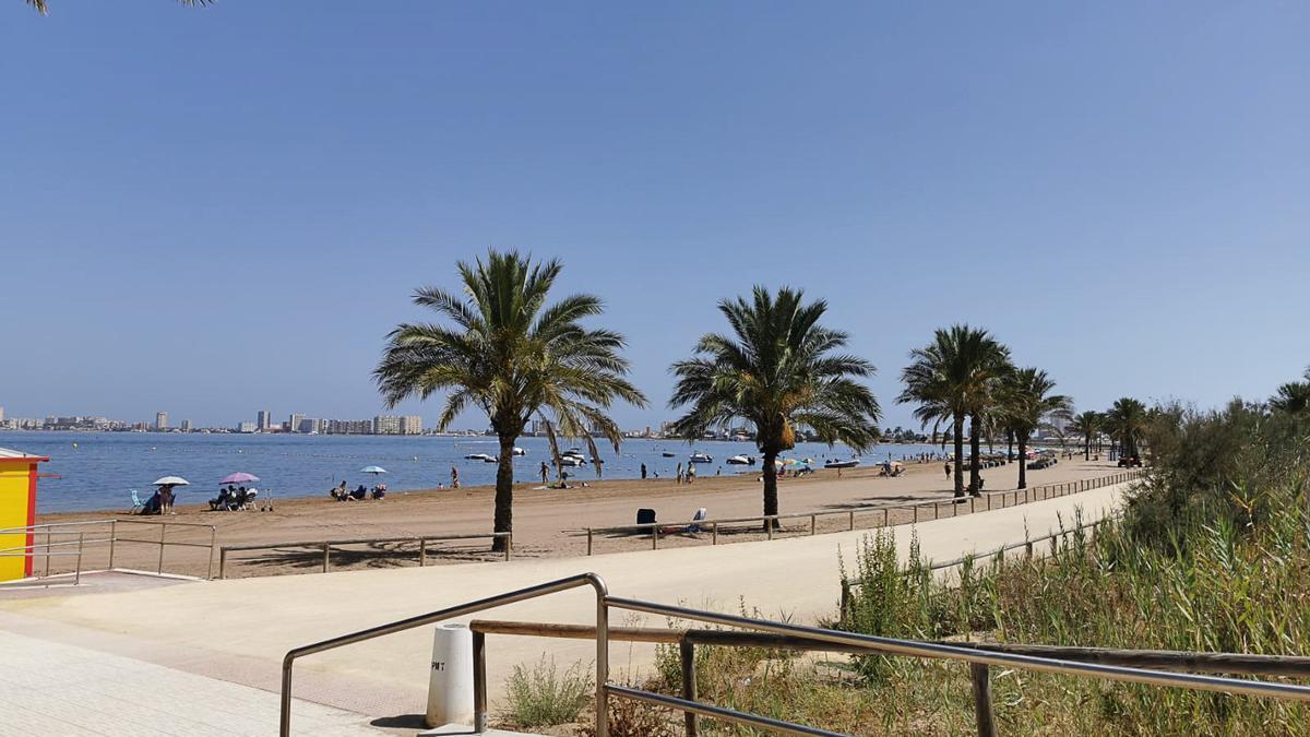 Playas de Cartagena con Wifi gratis