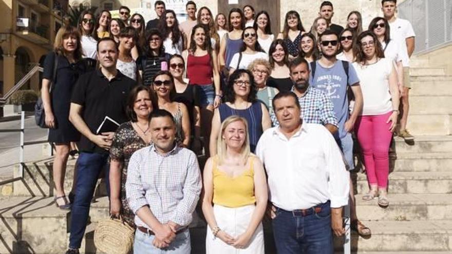 Ontinyent confía de nuevo en Avalem Joves para reactivar el empleo juvenil