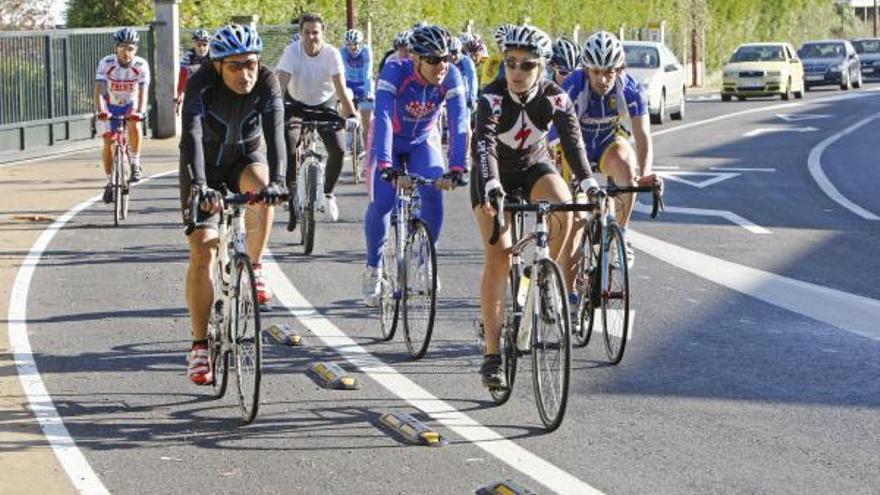 La Xunta recibe 33 ofertas para construir una senda peatonal y ciclista entre Vigo y Nigrán