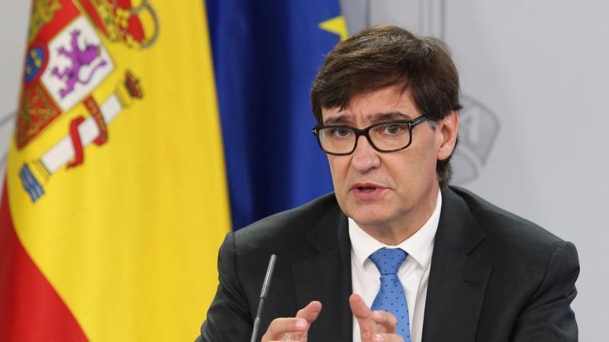El Gobierno aconseja a Madrid aplicar las restricciones en toda la ciudad
