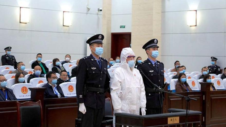 Condenado a muerte en China un hombre que asesinó a su exmujer durante un directo online