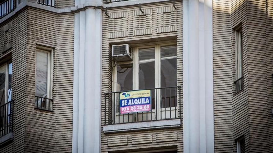 Zaragoza busca captar viviendas vacías y alquilarlas un 20% más baratas