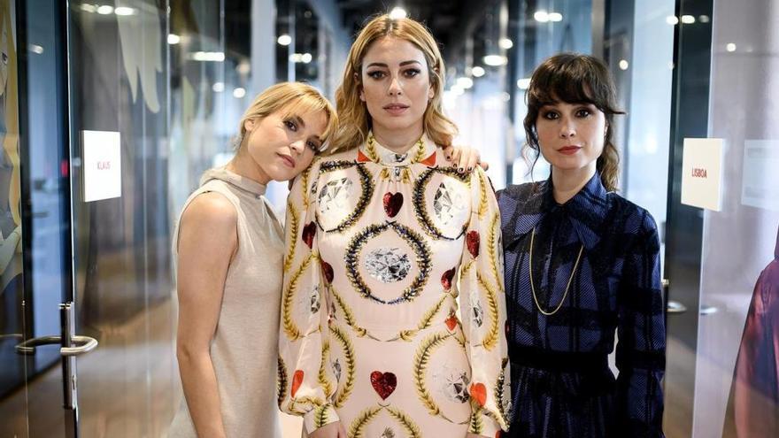 'Las chicas del cable' dicen adiós a la pequeña pantalla